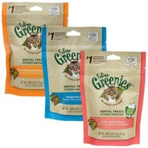 Greenies Feline Dental Chews