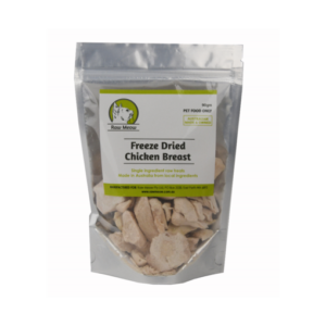 Raw Meow Freeze Dried Chicken Breast 90g